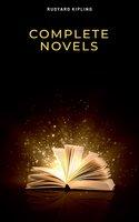 Rudyard Kipling: The Complete Novels and Stories (Book Center) - Rudyard Kipling