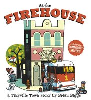 At the Firehouse - Brian Biggs