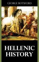 Hellenic History - George Botsford