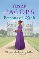 Persons of Rank - Anna Jacobs