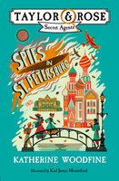 Spies in St. Petersburg - Katherine Woodfine