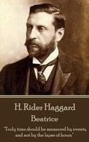 Beatrice - H. Rider Haggard