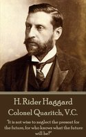 Colonel Quaritch, V.C. - H. Rider Haggard