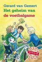 Het geheim van de voetbalgame - Gerard van Gemert
