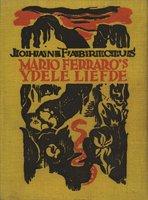Mario Ferraro's ijdele liefde - Johan Fabricius