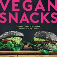 Vegan Snacks - Elanor Clarke