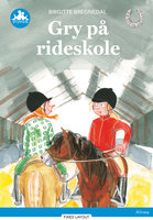 Gry på rideskole, Blå Læseklub - Birgitte Bregnedal