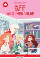 BFF - Vild med Vilde, Rød Læseklub - Line Leonhardt