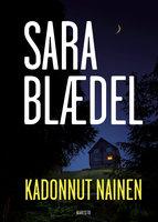 Kadonnut nainen - Sara Blædel