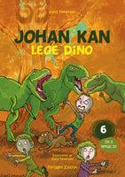 Johan kan lege dino - Keld Petersen