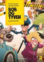 Bob og tyven - Kirsten Ahlburg