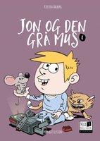 Jon og den grå mus - Kirsten Ahlburg