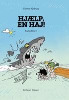Hjælp, en haj! - Kirsten Ahlburg