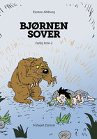 Bjørnen sover - Kirsten Ahlburg