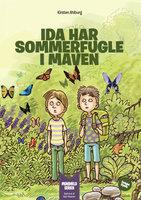 Ida har sommerfugle i maven - Kirsten Ahlburg