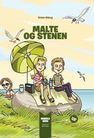 Malte og stenen - Kirsten Ahlburg