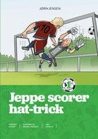 Jeppe scorer hat-trick - Jørn Jensen