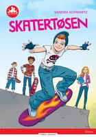Skatertøsen, Rød Læseklub - Sandra Schwartz