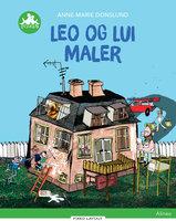Leo og Lui maler, Grøn læseklub - Anne-Marie Donslund