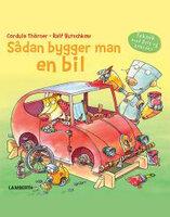Sådan bygger man en bil - Cordula Thörner