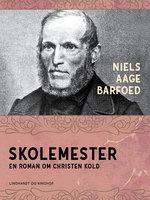 Skolemester – En roman om Christen Kold - Niels Aage Barfoed