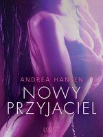 Nowy przyjaciel - opowiadanie erotyczne - Andrea Hansen