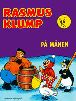 Rasmus Klump på månen - Carla Og Vilhelm Hansen