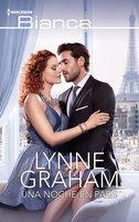Una noche en París - Lynne Graham