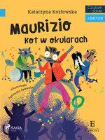 Maurizio - Kot w okularach - Katarzyna Kozłowska