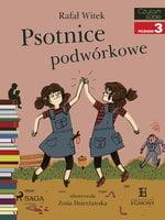 Psotnice podwórkowe - Rafał Witek