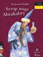Syrop maga Abrakabry - Wojciech Widłak