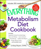 The Everything Metabolism Diet Cookbook - Lindsay Boyers