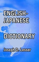 English / Japanese Dictionary - Joseph D. Lesser