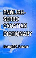 English / Serbo-Croatian Dictionary - Joseph D. Lesser