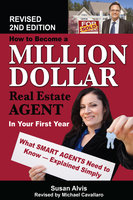 How to Become a Million Dollar Real Estate Agent in Your First Year - Susan Alvis