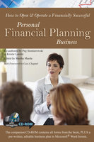 How to Open & Operate a Financially Successful Personal Financial Planning Business - Martha Maeda