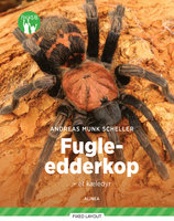 Fugle-edderkop - et kæledyr, Grøn Fagklub - Andreas Munk Scheller