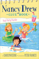 Pool Party Puzzler - Carolyn Keene