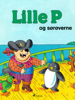 Lille P og sørøverne - Rina Dahlerup