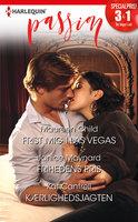 Frist mig i Las Vegas / Frihedens pris / Kærlighedsjagten - Maureen Child, Janice Maynard, Kat Cantrell