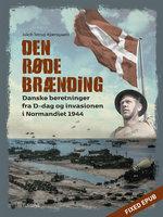 Den røde brænding - Jakob Tøtrup Kjærsgaard