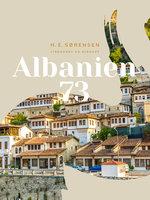 Albanien 73 - H. E. Sørensen