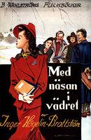 Med näsan i vädret - Inger Högelin-Brattström