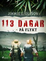 113 dagar på flykt - Jimmie L. Olsson