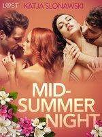 Midsummer Night: Erotic Short Story - Katja Slonawski