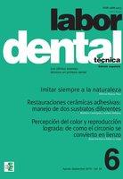 Labor Dental Técnica Vol.22 Ago-Sep 2019 nº6 - Varios Autores