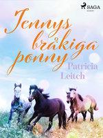 Jennys bråkiga ponny - Patricia Leitch