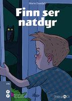 Finn ser natdyr - Marie Duedahl