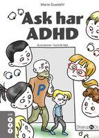 Ask har ADHD - Marie Duedahl