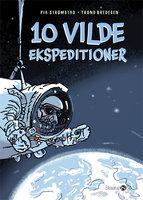 10 vilde ekspeditioner - Pia Strømstad,Trond Bredesen